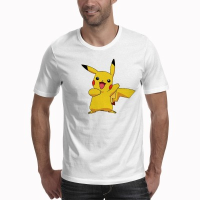 Camiseta Estampada Pikachu...