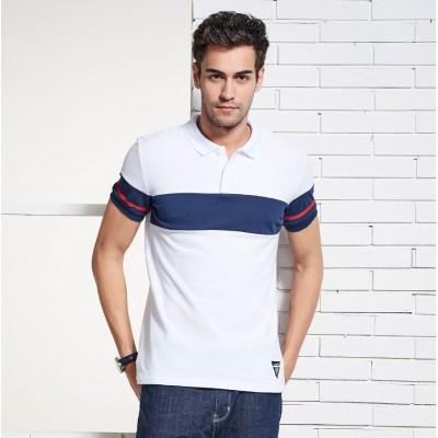 Camisa Gola Polo Color...