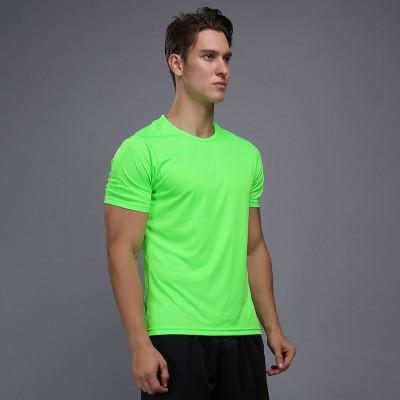 Camiseta Esportiva Elástica...
