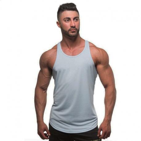Camiseta Regata Masculina Esportiva Moda Fitness Top Casual