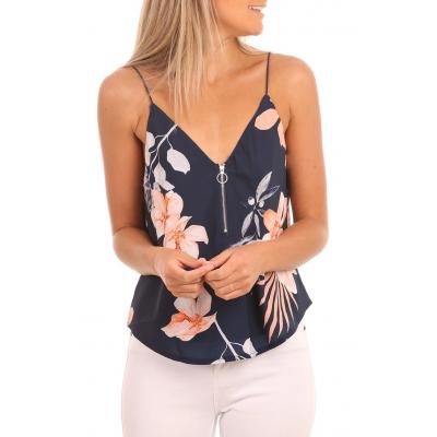 Blusa Estampa Floral com...