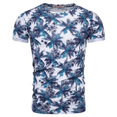 Camiseta Estampa Floral...
