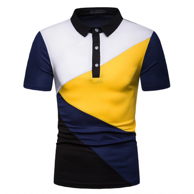 Camisa Gola Polo Estampa...
