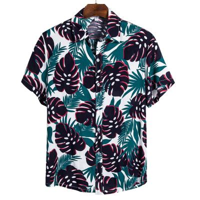 Camisa Floral Havaiana...