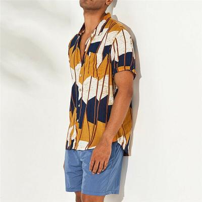 Camisa Praia Havaiana...