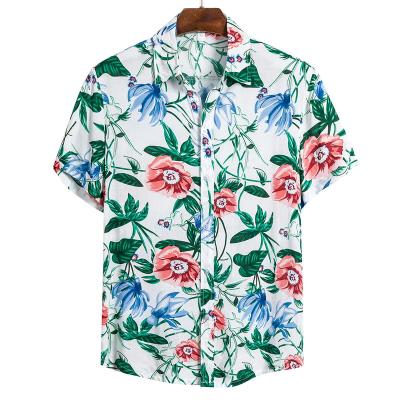 Camisa Praia Masculina...