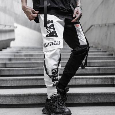 Calça Jogger Black&White...