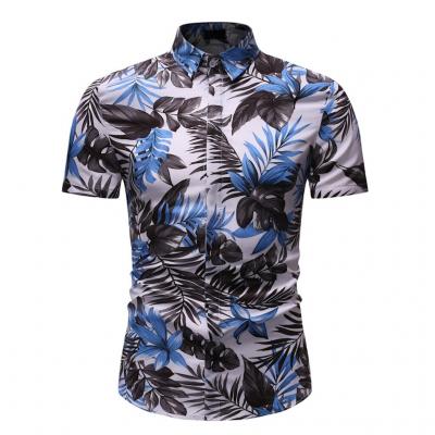Camisa Masculina Fashion...