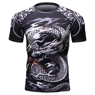 Camiseta Estampada Dragão...