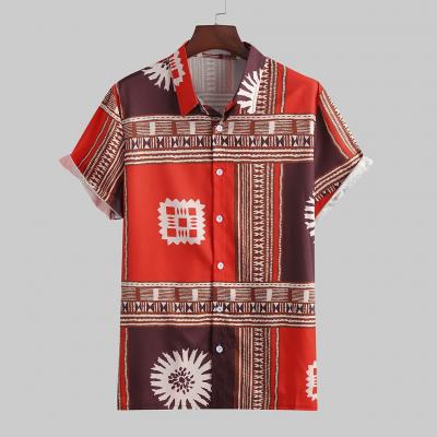 Camisa Havaiana Masculina...