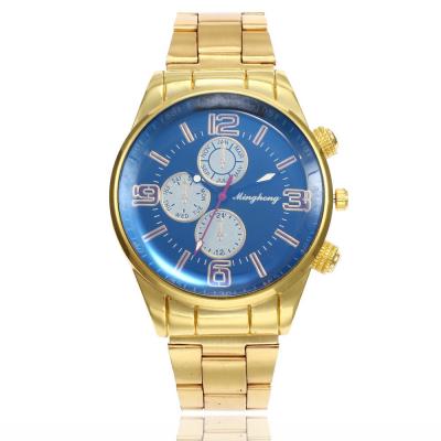Relógio Dourado Quartzo...