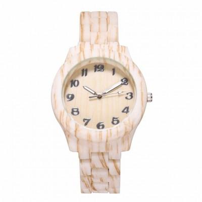 Relógio Quartzo de Madeira...