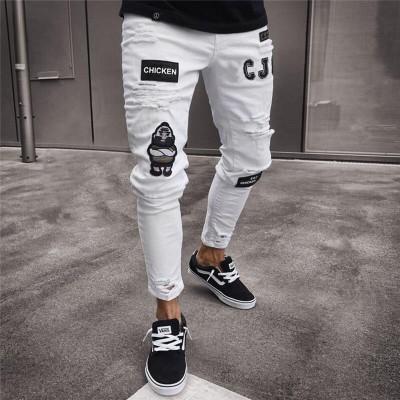 Calça Jeans Masculina...