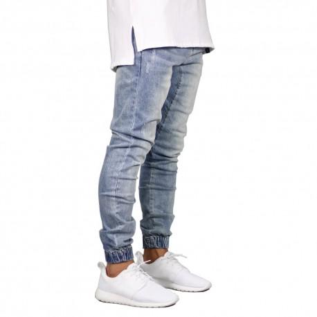 Calça Jeans Masculina Moda  Hip Hop Fashion Top Casual Homens