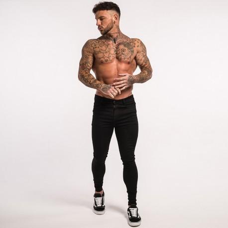 Calça Jeans Masculina Fashion Confortavel Top Casual Homens