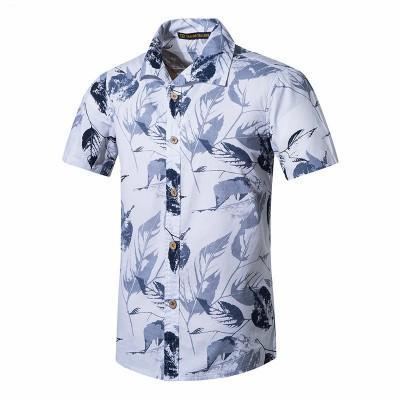 Camisa Verão Moda Praia...