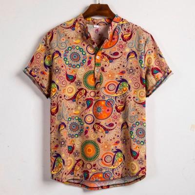 Camisa Havaiana Moda Praia...