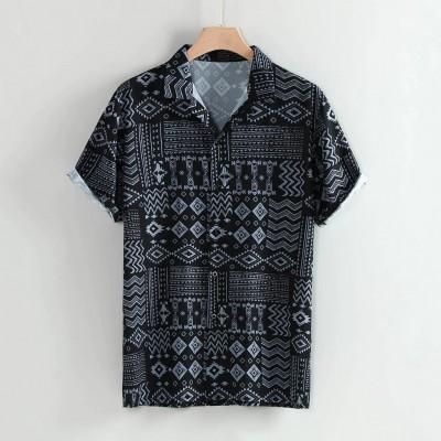 Camisa Havaiana Estampa...