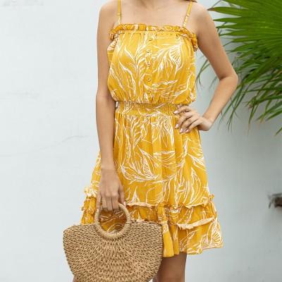Vestido Feminino Moda Praia...