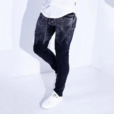Calça Jeans Destroyed...