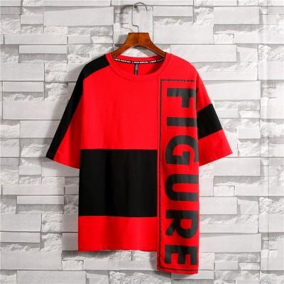 Camiseta Estampada Color...