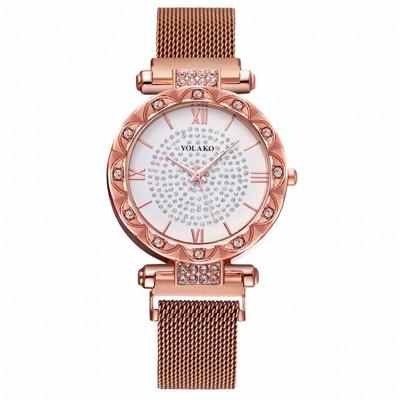 Relógio de Ouro Feminina...