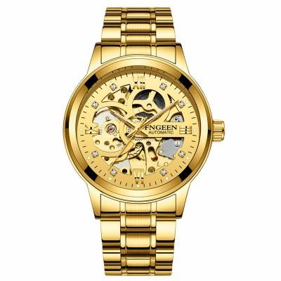 Relógio de Ouro Analógico...