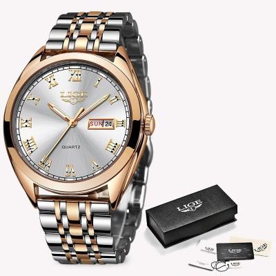 Relógio de Prata Feminino...