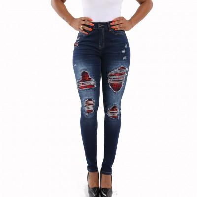 Calça Jeans Feminina...