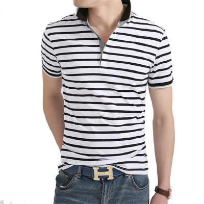 Camisa Polo com Estampa...