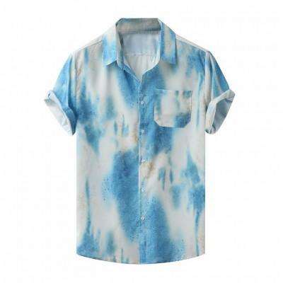 Camisa Verão com Estampa em...