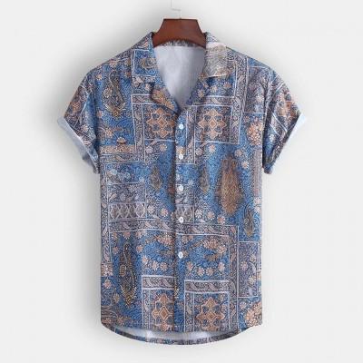 Camisa Viscose Havaiana...