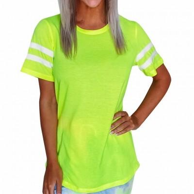 Blusa Verde Neon...