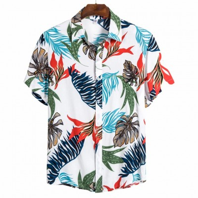 Camisa Havaiana Tropical...