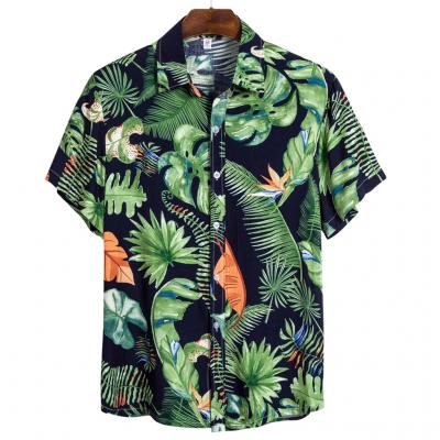 Camisa Verão Tropical...
