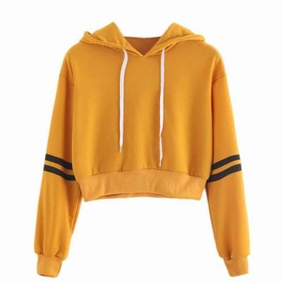 Blusão em Moletom Amarela...