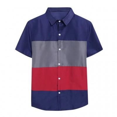 Camisa Masculina com Estilo...