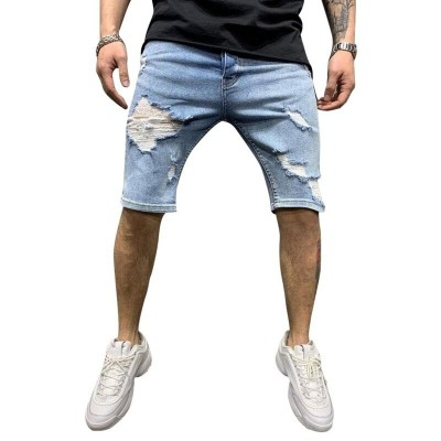 Bermuda Jeans Destroyed...