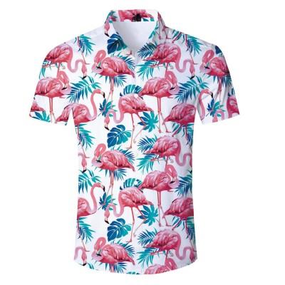 Camisa Masculina com...