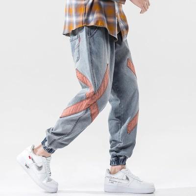 Calça Jogger Jeans Brim...
