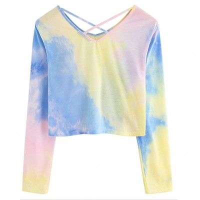Blusão em Moletom Colorido...