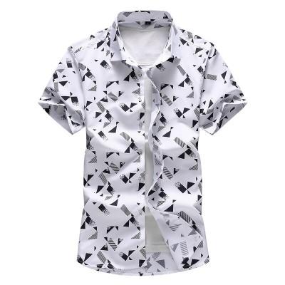 Camisa com Estampas...