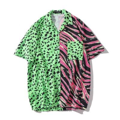 Camisa Verão Masculina com...