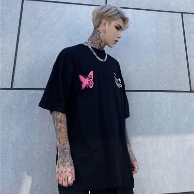 Camiseta Hip Hop Masculina...