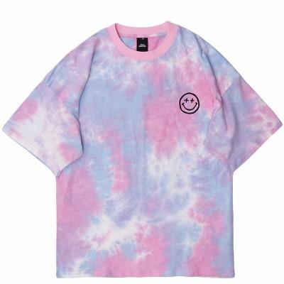 Camiseta Tie Dye Gradiente...