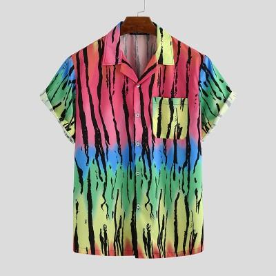 Camisa Streetwear Estampada...