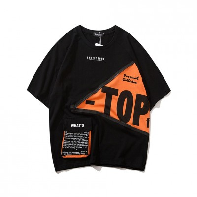 Camiseta Streetwear com...