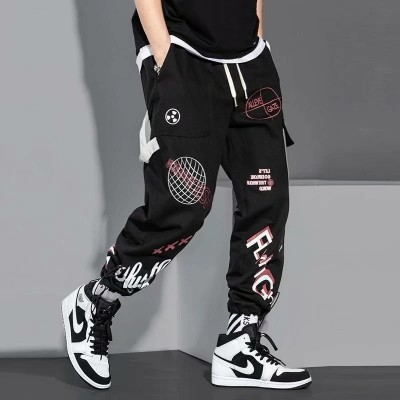 Calça Jogger Streetwear em...