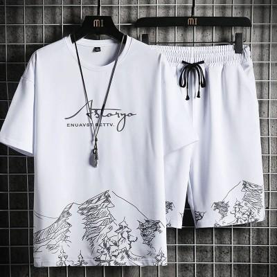 Conjunto Camisa e Bermuda...