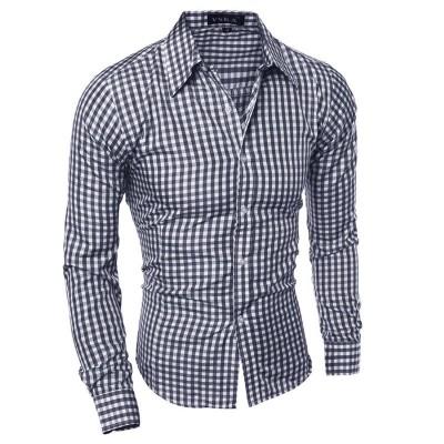 Camisa Homens Masculina...